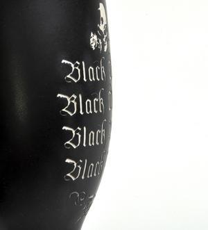 Black Coffee Black Rose Mug Thumbnail 3