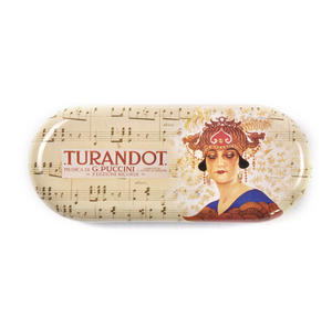 Puccini's Turandot Glasses Case