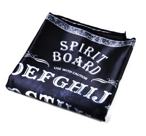 "Altar Cloth Spirit Board - 50 x 70cm / 20 x 28""Ouija Board Thumbnail 2"