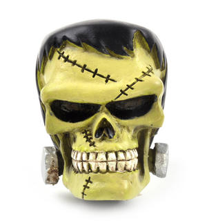 Frankenstein Monster Skull Gear Knob Car Accessory 8 cm / 3""