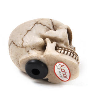 "Skull Gear Knob Car Accessory 8cm / 3"" Thumbnail 4"