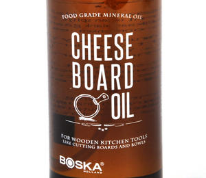 Cheese Board Oil - Food Grade Mineral Oil by Boska Thumbnail 2