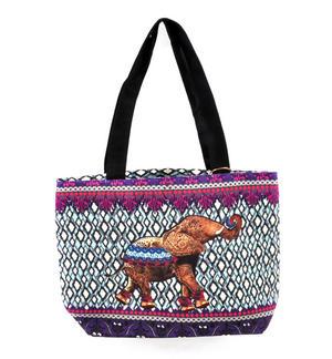Elephant - Curiosités Sauvages Bag Shopper
