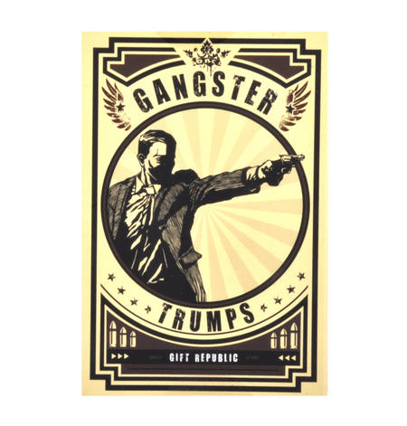 Gangster Trumps Card Game