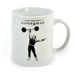 Strongman Victoriana Mug Thumbnail 1
