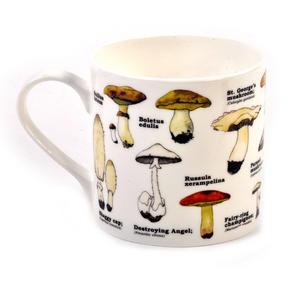 Mushrooms Encyclopaedia Mug Thumbnail 2