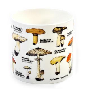 Mushrooms Encyclopaedia Mug Thumbnail 3
