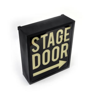 Stage Door Box Light Thumbnail 3