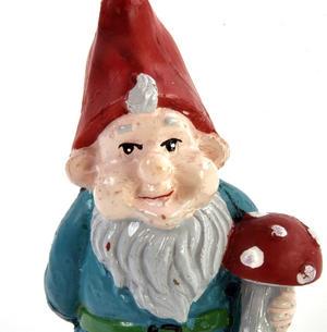 Garden Gnome Candle Thumbnail 2