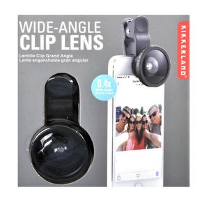 Wide Angle Selfie Clip Lens - Transform Your Mobile Camera Thumbnail 2