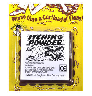 Itching Powder - The Itch You Can't Scratch