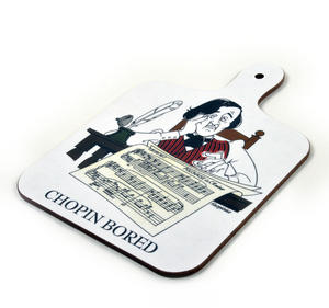 Chopin Bored - Chopping Board for Composer / Musician / Orchestra Thumbnail 3