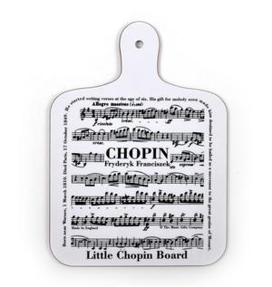 Fryderyk Franciszek Chopin - Little Chopin Board Chopping Board