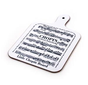 Fryderyk Franciszek Chopin - Little Chopin Board Chopping Board Thumbnail 2