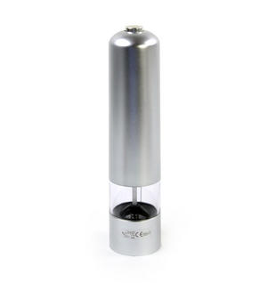 Electric Pepper Grinder with LED Light - Random colours Thumbnail 1
