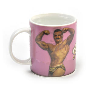 Male Stripper Big Reveal Mug Thumbnail 1