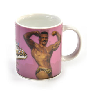 Male Stripper Big Reveal Mug Thumbnail 3