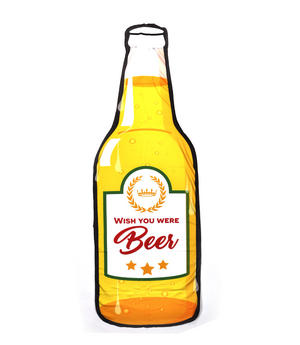Beer Bottle Beach Towel - 180cm  Super Large