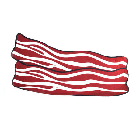 Bacon Beach Towel - 180cm  Super Large