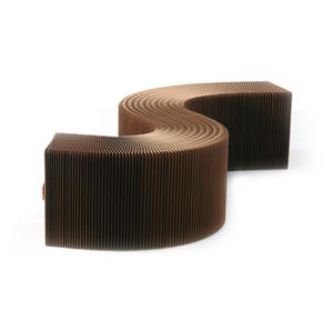 Bench by Paper Lounge - Portable Concertina Design / Supports up to 300kg Thumbnail 1