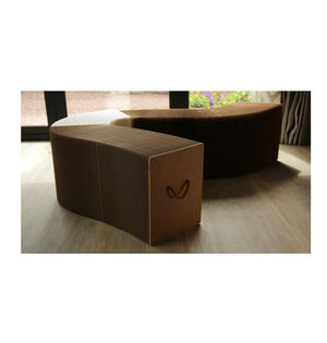 Bench by Paper Lounge - Portable Concertina Design / Supports up to 300kg Thumbnail 2