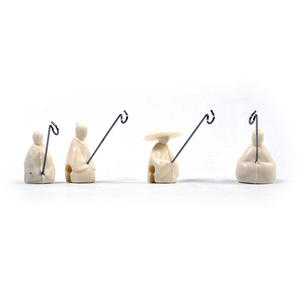 Tea Fishermen Tea Bag Holders - Set of 4