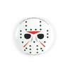 View Item JASON VOORHEES Friday 13th Badge