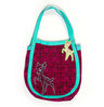 View Item DISNEY BAMBI FLOCKED TOTE BAG by LOUNGEFLY