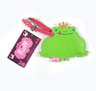View Item Frog Prince Luggage Tag by Fluff
