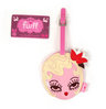 View Item FASHION BOB Blondie LUGGAGE TAG  by FLUFF
