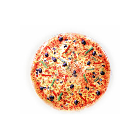 Pizza - Melamine 20cm Side Plate