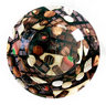 View Item Chocolate Frenzy - Large 25cm diameter Melamine Bowl