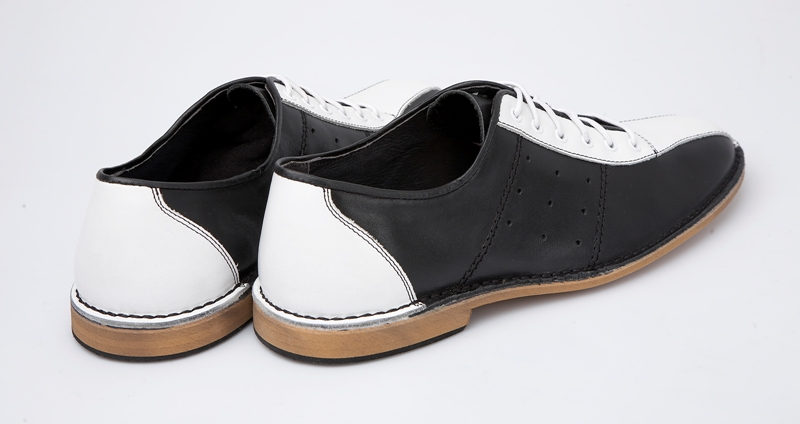 delicious junction watts mod retro bowling shoe