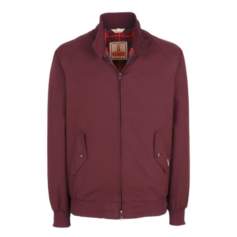 baracuta g9 harrington jacket size guide