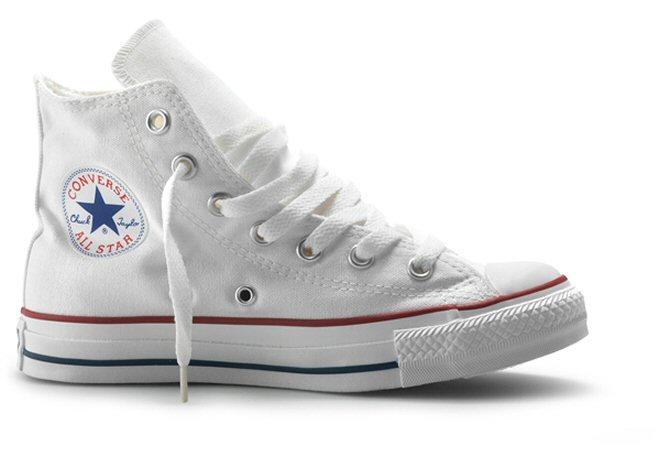 Converse Chuck Taylor All Star Hi Top Canvas Trainer Boot