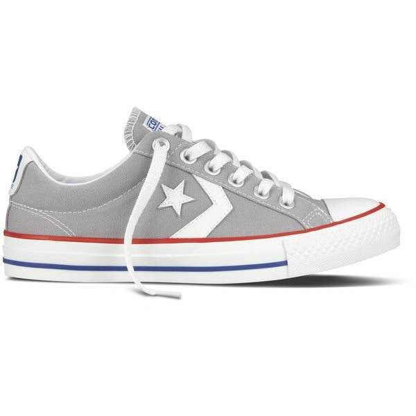 b1694d3e9f75 Converse Classic Star Player Chevron EV Ox Lo Canvas Trainer Shoe on ...
