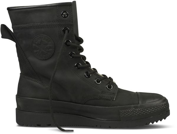 8c57e4508979 Converse Major Mills XHi Boot Leather Black 12