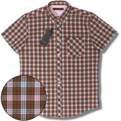 ben sherman shirt size guide