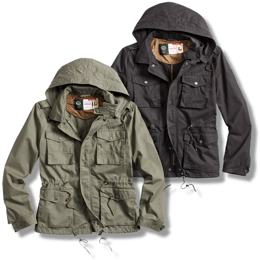 Military Surplus Coats And Parkas