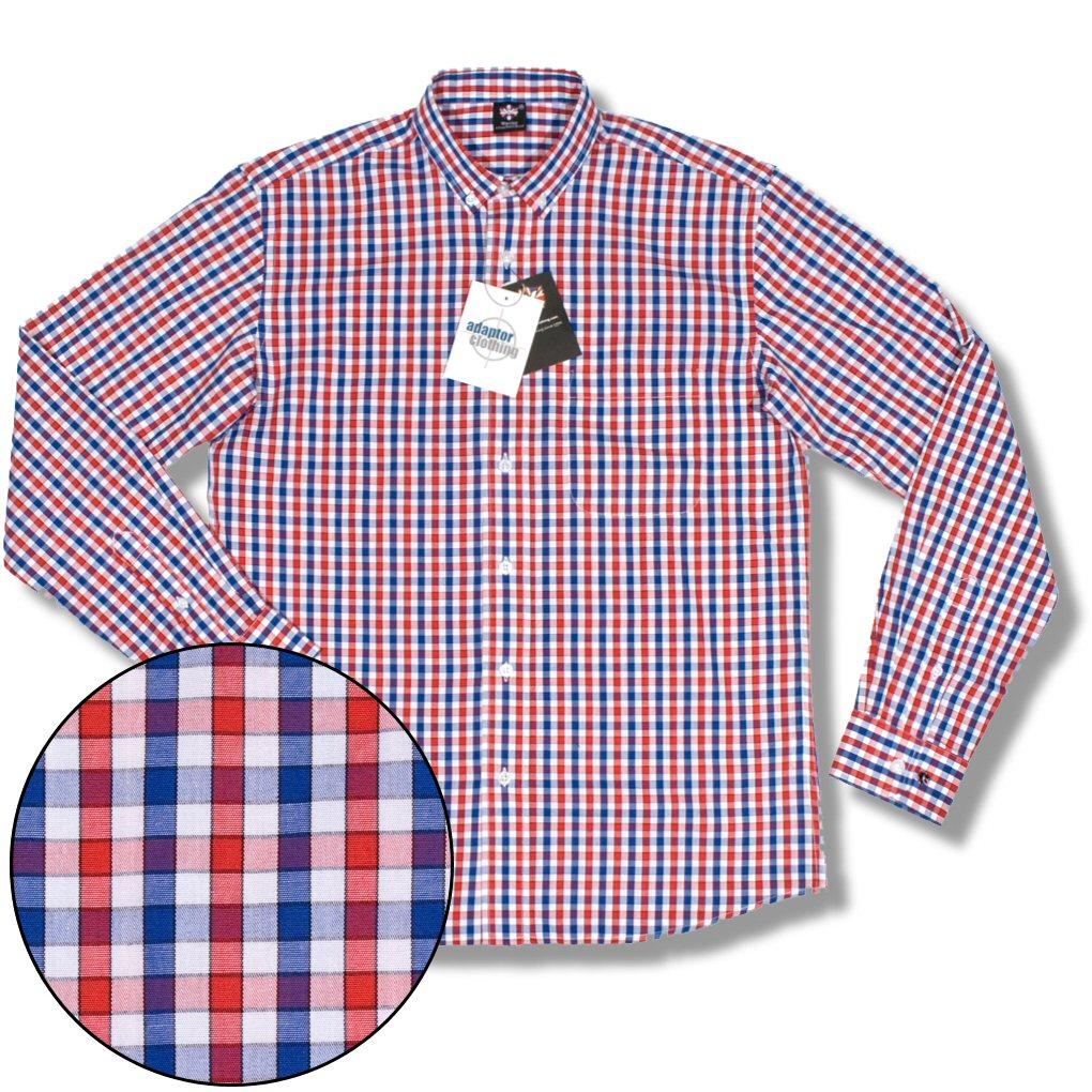 white check shirt artee shirt
