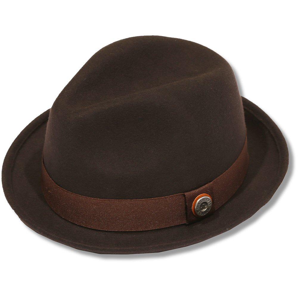 Ben Sherman Retro Mod 60 s Rudeboy Wool Felt Trilby Hat  f95f2850424