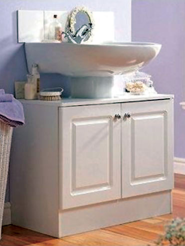 under wash basin unit washbasin bathroom sink storage