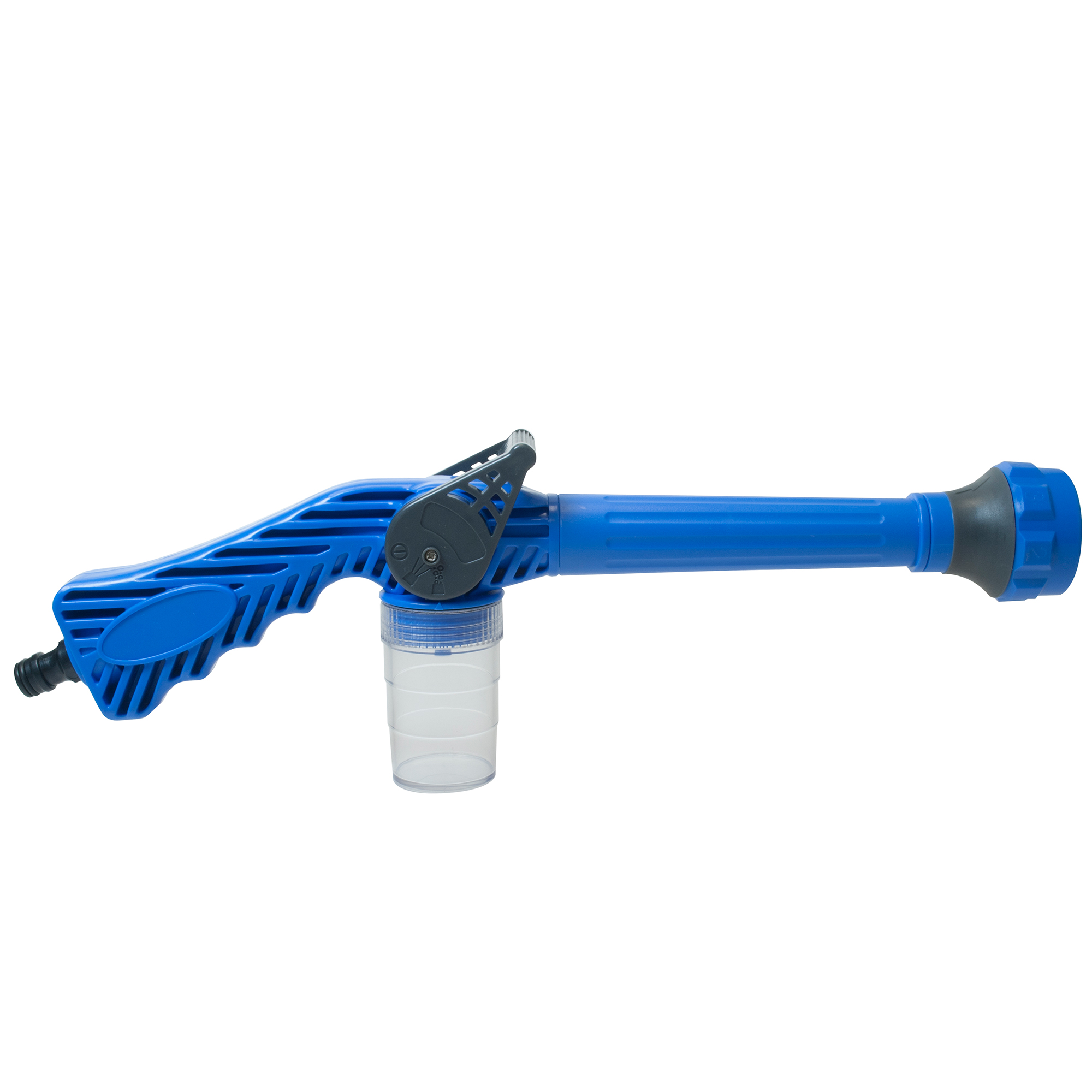Hose Spray Nozzle Gun 8 Settings Multi Function Plant Watering Car Cleaning Ebay