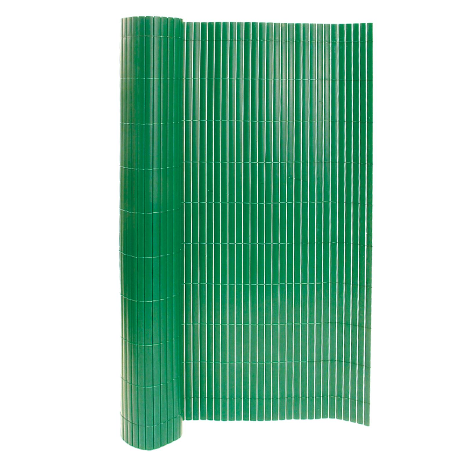 Pvc garden fence plastic panel screen double faced green 3m long pvc garden fence plastic panel screen double faced green 3m long 1m tall baanklon Gallery