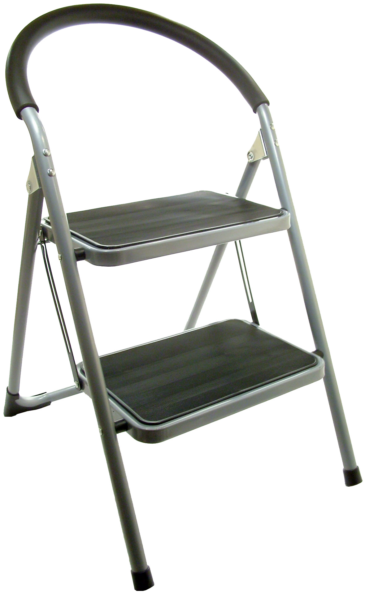 Extra Wide Folding Step Stool With Handle Folding Step