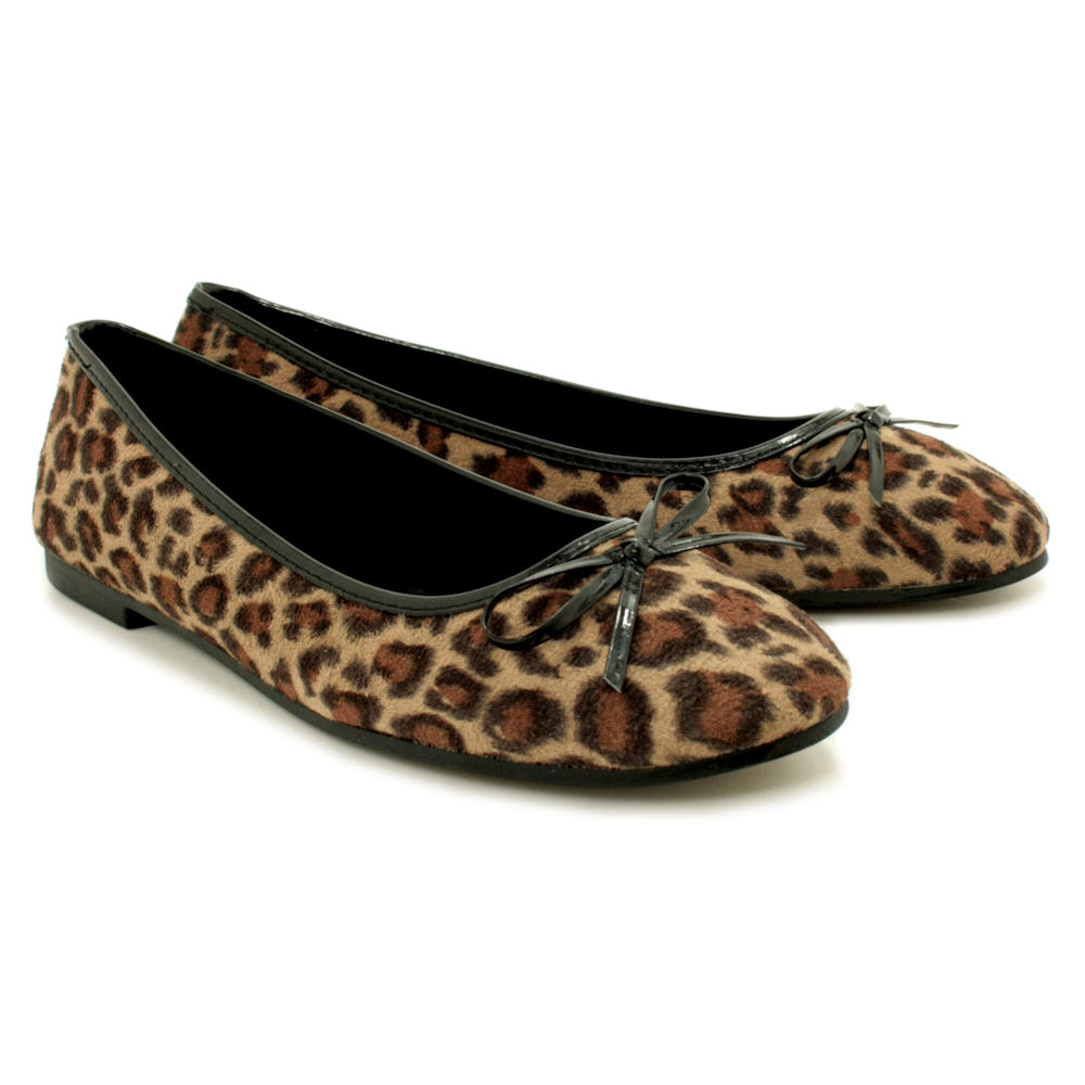 Free shipping BOTH ways on leopard print flat shoes, from our vast selection of styles. Fast delivery, and 24/7/ real-person service with a smile. Click or call