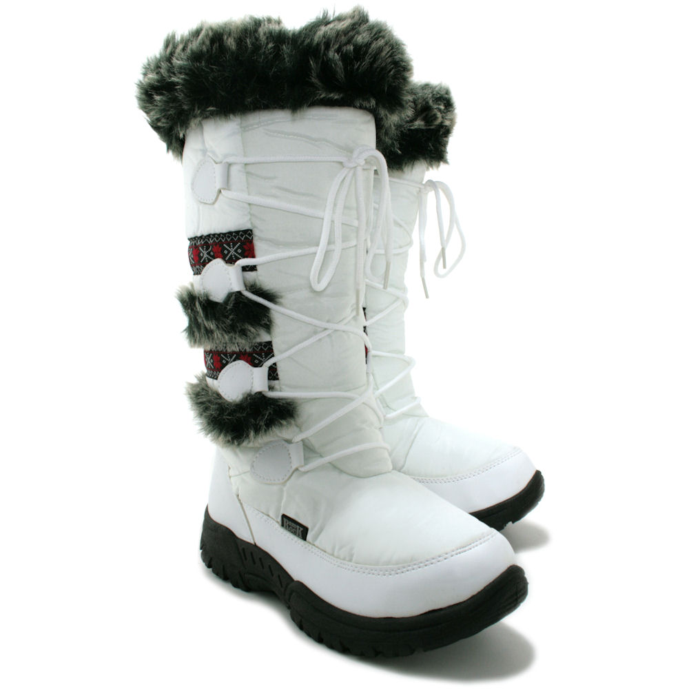 Women's Wide Calf Winter Boots | Homewood Mountain Ski Resort