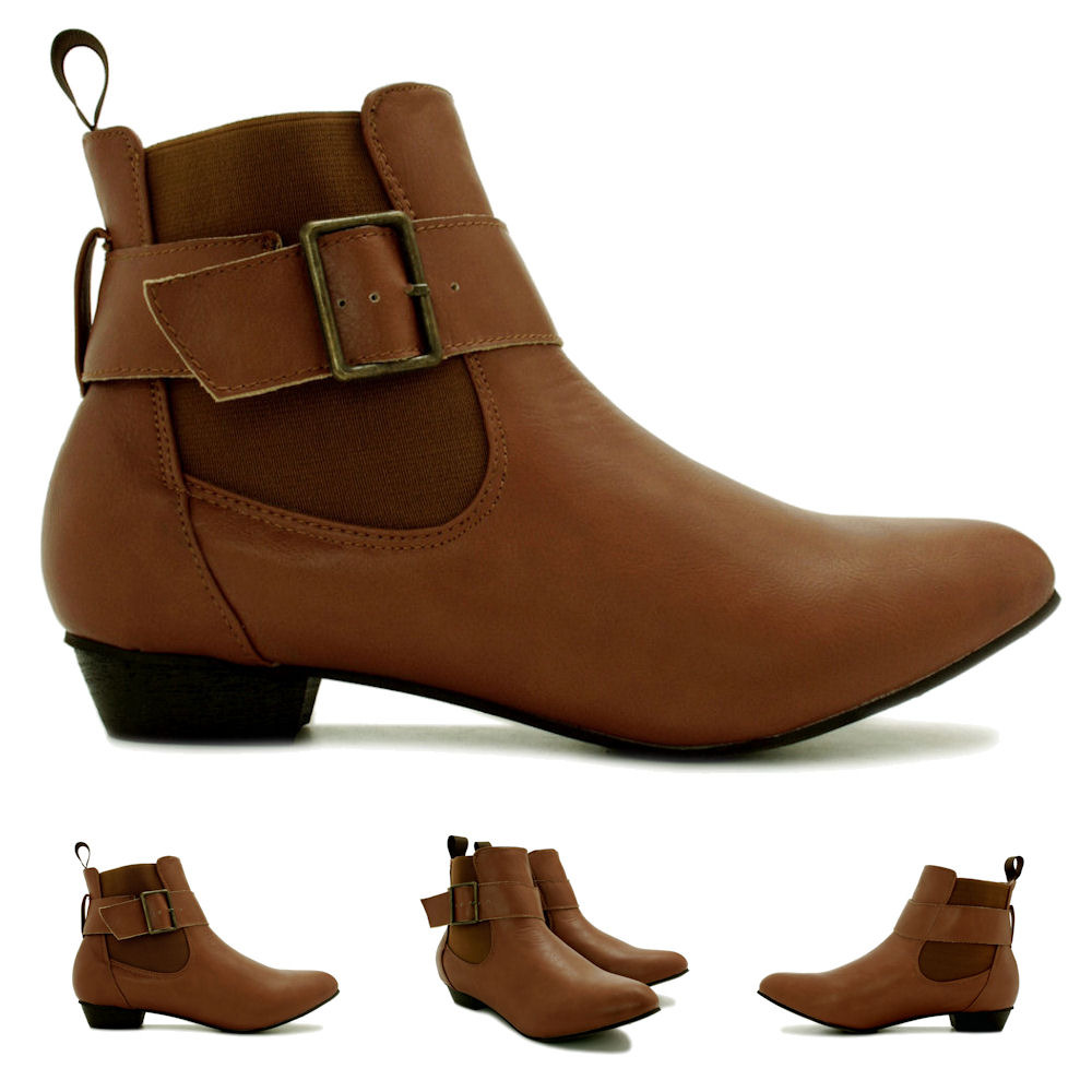 Fantastic  Women  Boots  Caprice  Caprice Kate Buckle Trim Womens Ankle