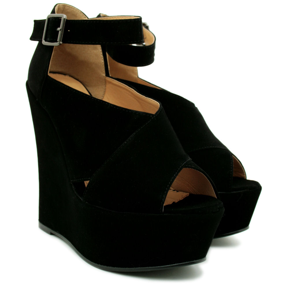 NEW-WOMENS-SUEDE-STYLE-WEDGE-HEEL-ANKLE-STRAP-PEEP-TOE-PLATFORM-SHOES-SIZE