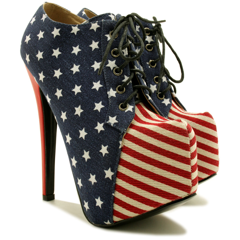 NEW-WOMENS-STILETTO-HEEL-LACE-UP-CONCEALED-PLATFORM-ANKLE-BOOTS-SIZE